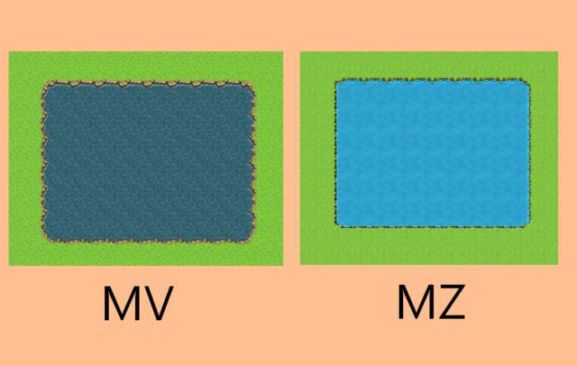 MZタイル比較